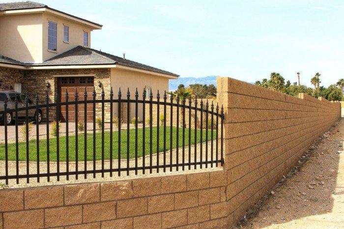 masonry fencing in tucson arizona